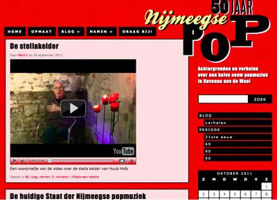 50 jaar Nijmeegse pop