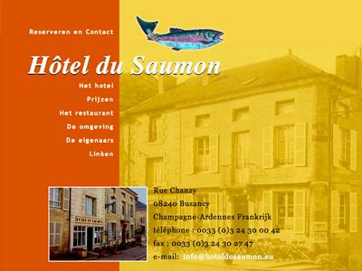 Hôtel du Saumon