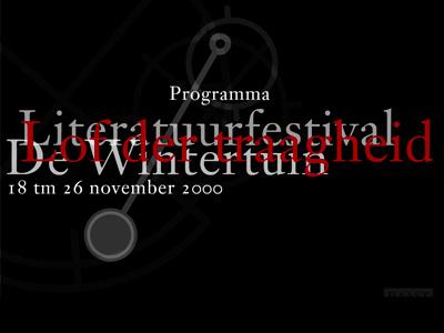 De Wintertuin 2000