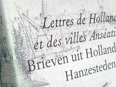 Brieven, Antoine-Ignace Melling